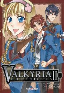 Valkyria Chronicles II Vol.1