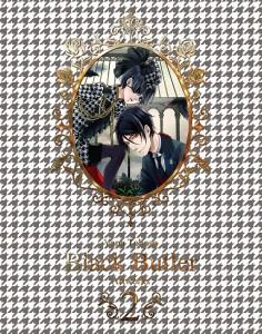 Black Butler Artbook 2 - Kana