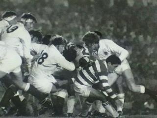 Le 28 septembre 1971, le Japon résistera héroïquement contre l'Angleterre, s'inclinant sur le score de 06 à 03!