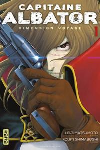 Capitaine Albator - Dimension Voyage