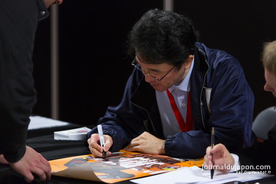 Suzumi dédicace Paris-manga-2015-018