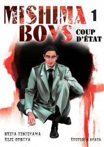 Mishima Boys - Coup d'état