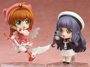 Nendoroid Sakura & Tomoyo