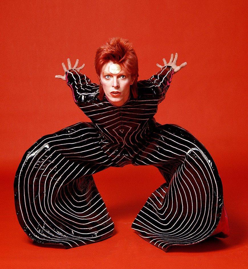 David Bowie Sukita