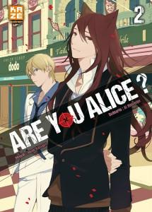 Are you Alice 2 - Kaze