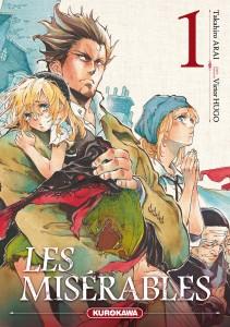 Les misérables Kurokawa Tome 1