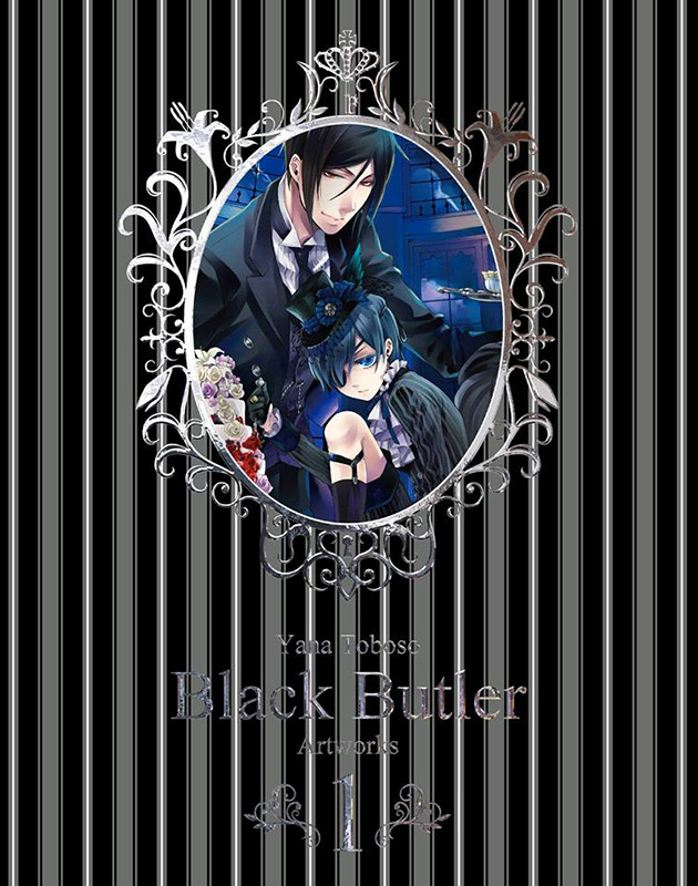 Artbook Black Butler