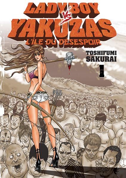 LadyBoy vs Yakuzas