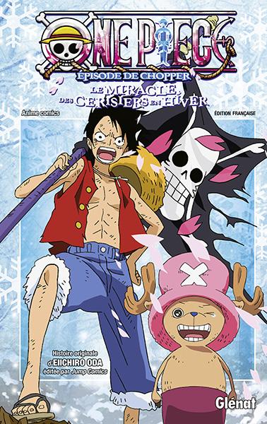 One Piece - L'épisode de Chopper - Le miracle des cerisiers en hiver