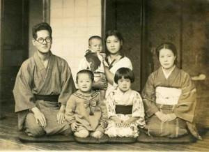 La famille japonaise traditionnelle: un modèle en voie d'extinction?