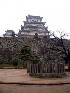 Château Himeji, puits d'Okiku