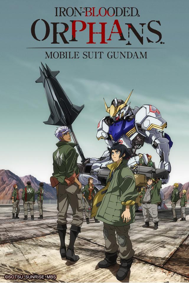 Gundam Orphans