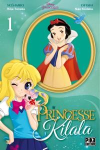 Princesse Kilala - Nouvelle édition