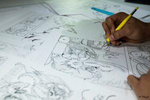 Elève de Toulouse Manga