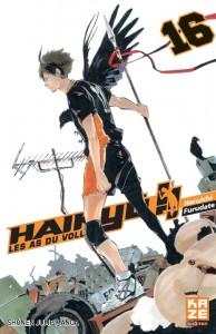 Haikyu 16 - Kaze