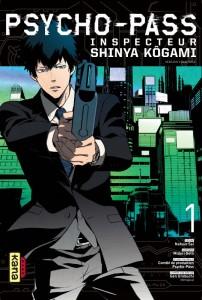 Psycho-Pass Inspecteur Shinya Kogami 1 - Kana