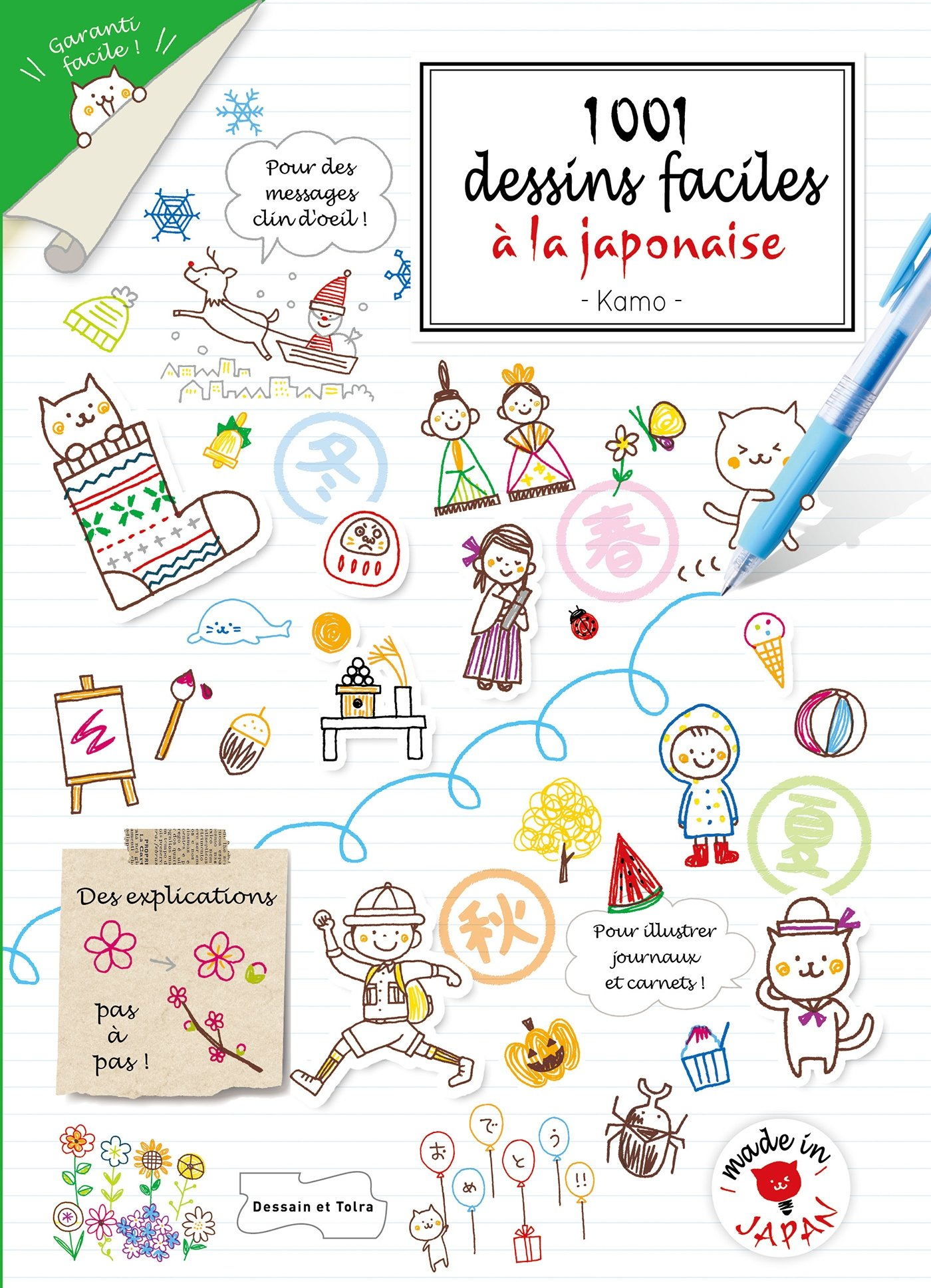 Dessiner à La Japonaise Tout Le Monde Peut S Y Mettre