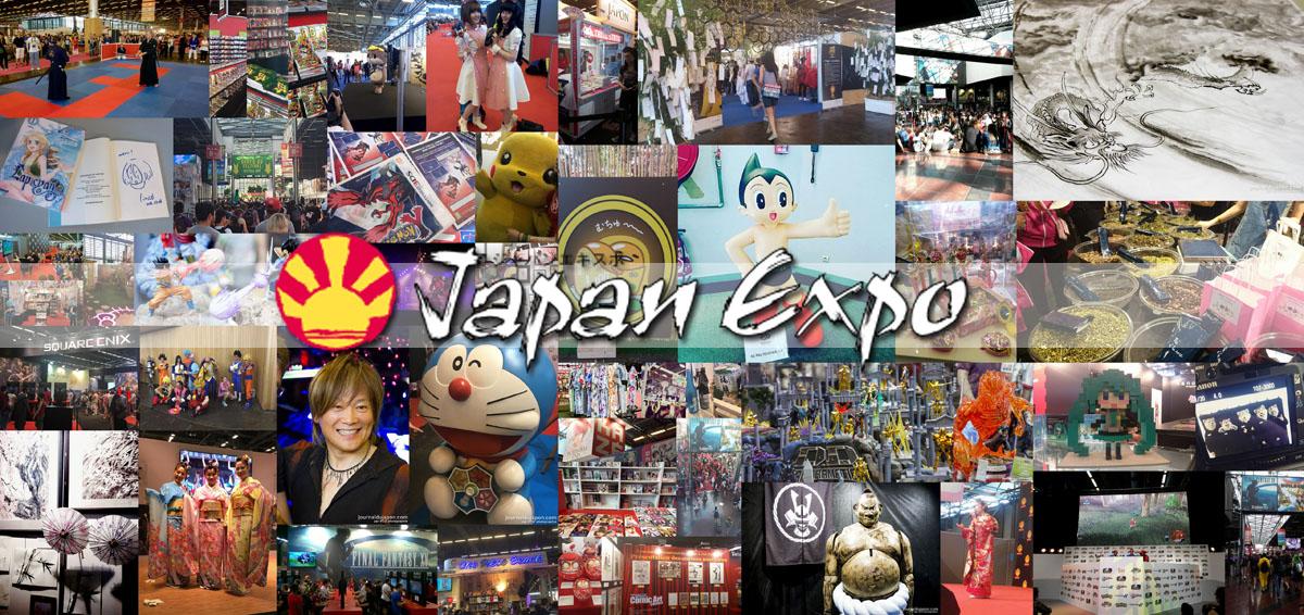 Japan Expo Les Stands : Japan expo 2016 : alors cétait comment cette année ?