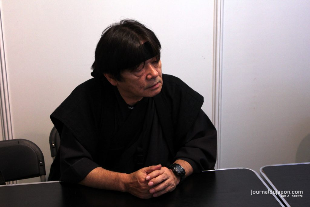 Rencontre avec Tsutomu Hirao
