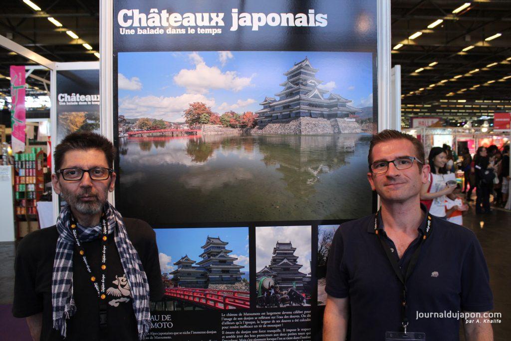 Denis (à gauche) et Julien (à droite)