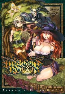 dragon-s-crown-manga-volume-1