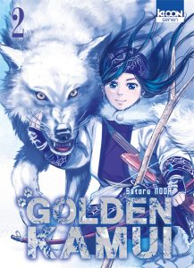 Golden Kamui tome 2