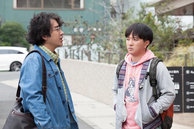 Keisuke YOSHIDA pose un regard bienveillant sur ses personnages