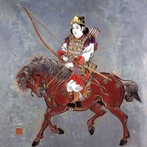 L'impératrice Jingu