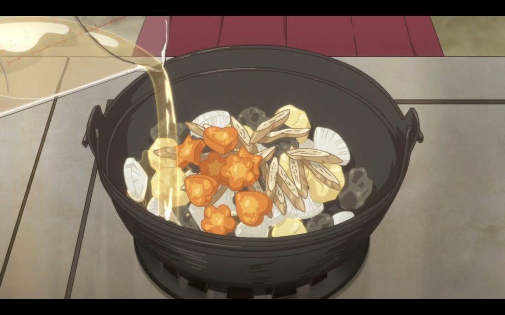 Cuisine - Amaama to Inazuma