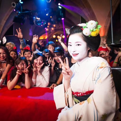 Soirée à thème chez World Kyoto. Crédit: World Kyoto