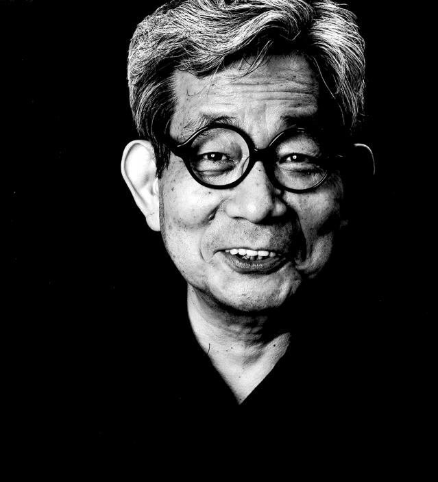 Kenzaburo Oé, le vieux sage engagé, Octobre 2002, the Paris review