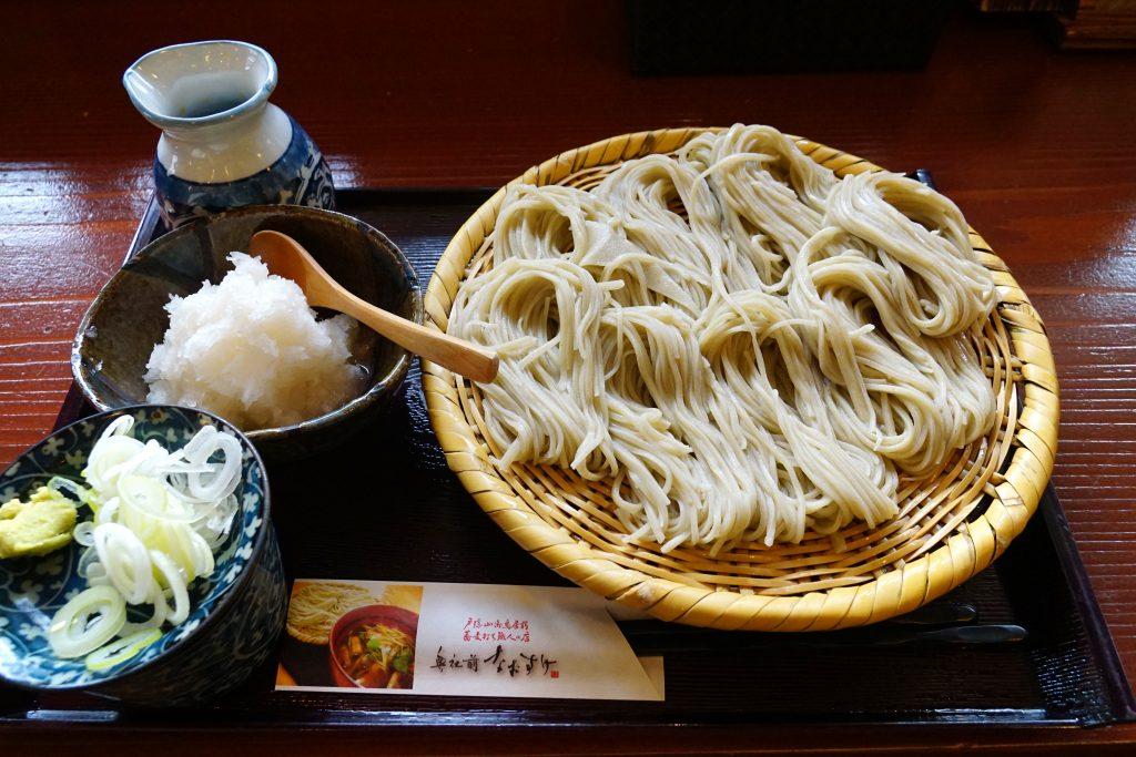 Togakushi Soba - Photo de 663highland sur Wikimedia Commons