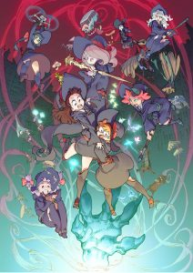 Little Witch Academia - Netflix