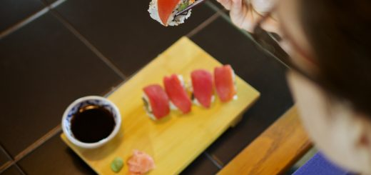 Tomato Sushi-Roll1