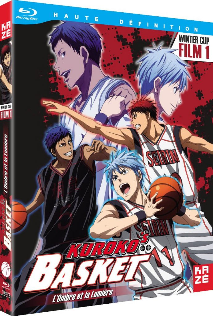 Kuroko Basket Film 1