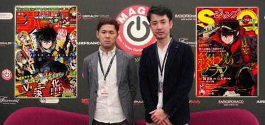Interview Shueisha MAGIC