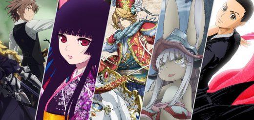 Anime de l'été 2017