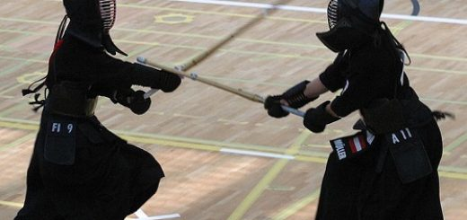 attaque de Kendo