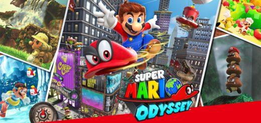 Super Mario Odyssey - Nintendo - ©2017
