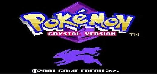 Logo Pokemon Cristal
