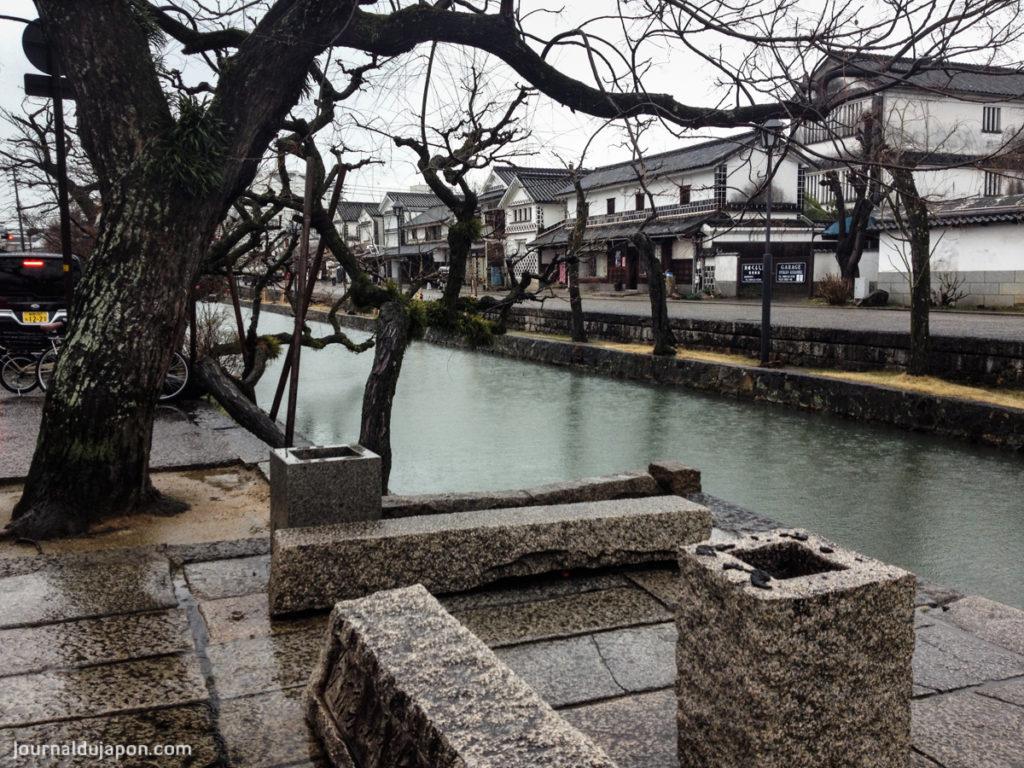 Le Bikan et son canal