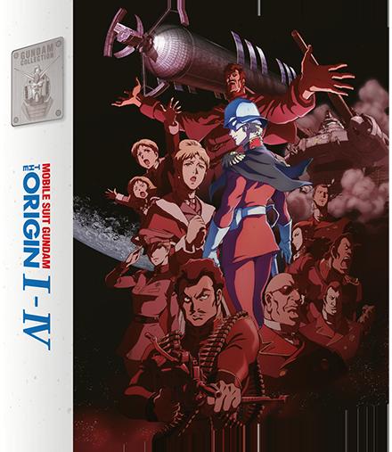 Mobile Suit Gundam Origin BR