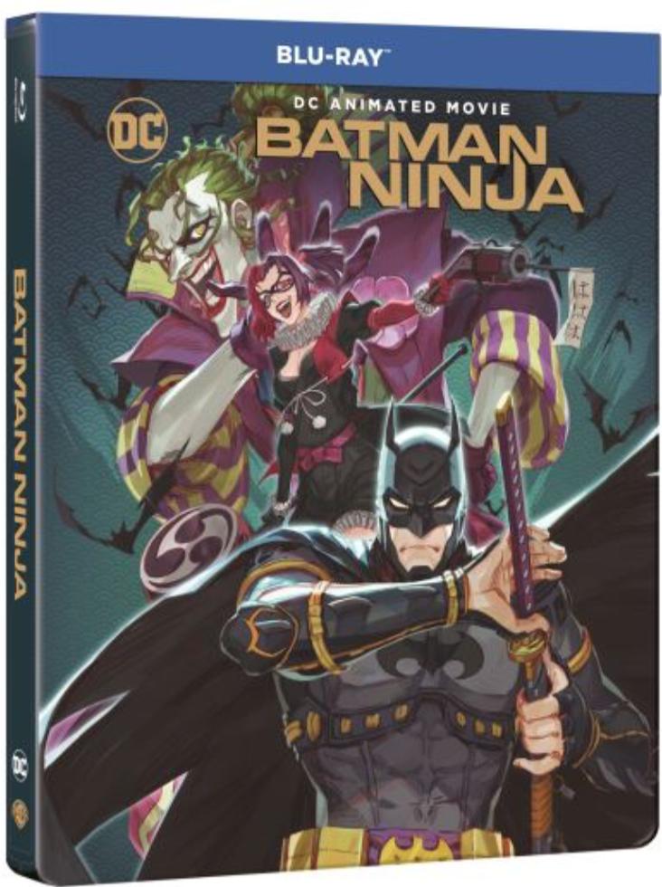 Batman Ninja BR