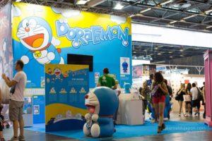 doraemon a la japan expo