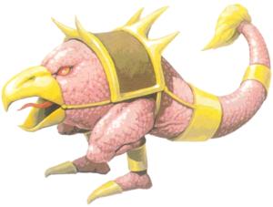 golden axe chicken leg