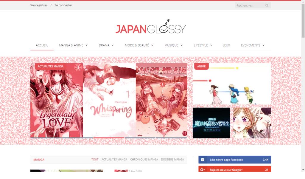 Japan Glossy
