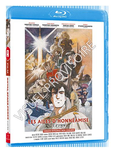 Les Ailes d'Honneâmise - Edition Blu-Ray