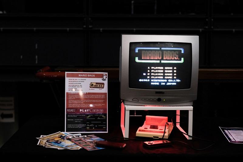 Play Paris Super Smash Bros NES