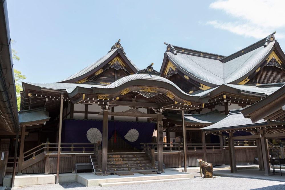 Grand sanctuaire d'Ise
