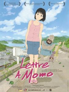 Lettre à momo de Hiroyuki Okiura